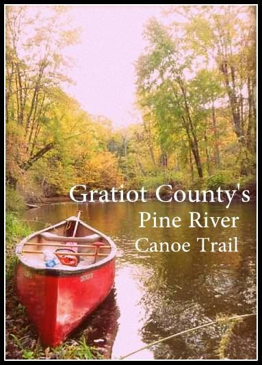 Pine River Canoe Trail Map (PDF)